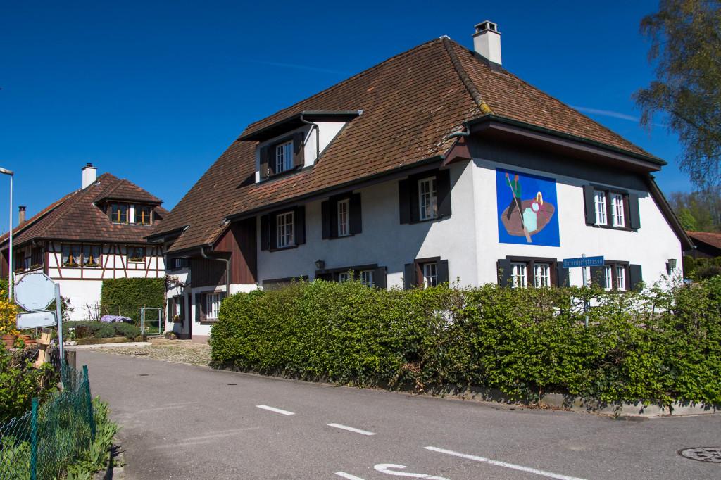 Bauernhaus in Wallbach