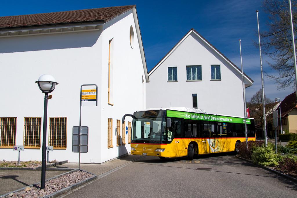Beim Gemeindeplatz Wallbach, AG