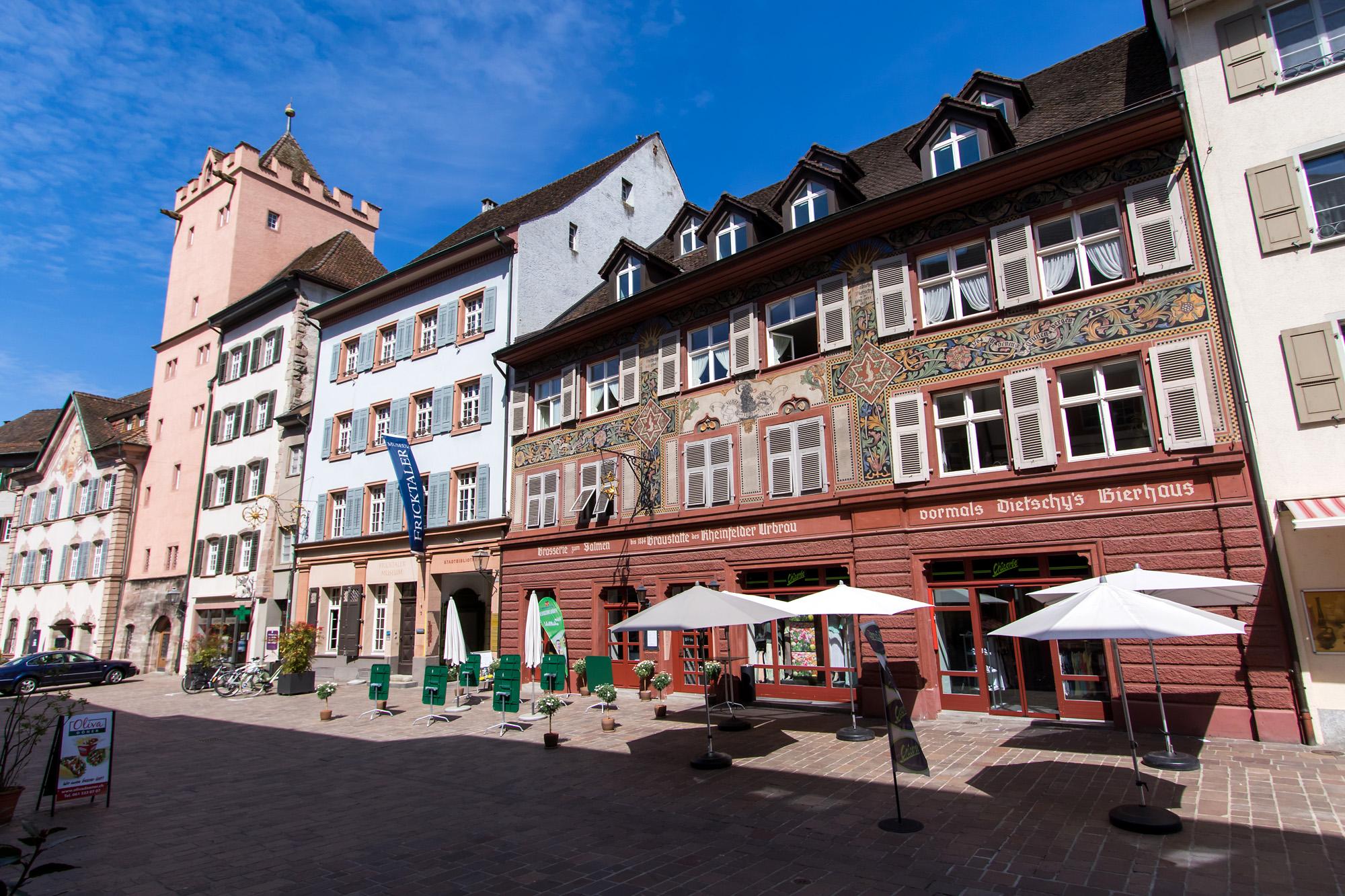 Marktgasse Rheinfelden