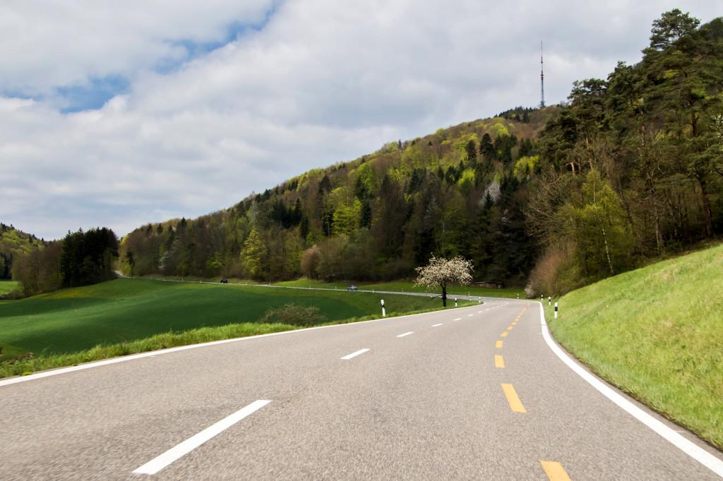 Sanfter Aufstieg zum Bürersteig-Pass