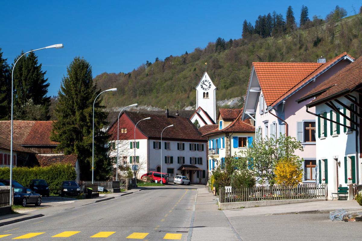 Glovéliers Hauptstrasse