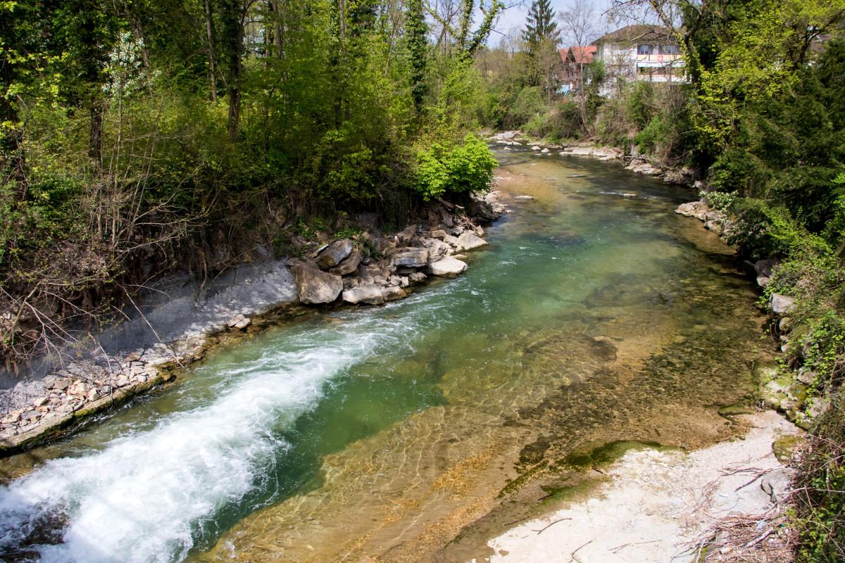 Der Ergolz entlang nach Liestal