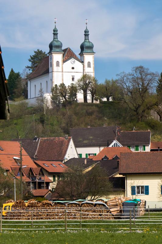 Kirche St. Germann, Seewen
