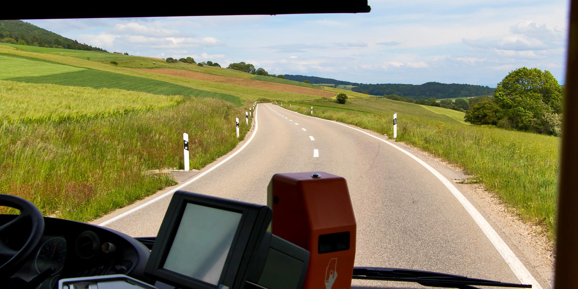 Auf dem Plateau de Diesse unterwegs
