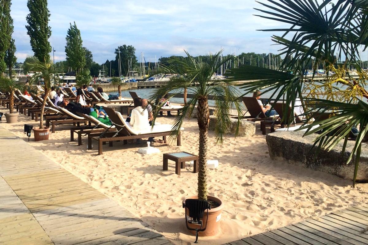 Das Strandparadies von Biel!
