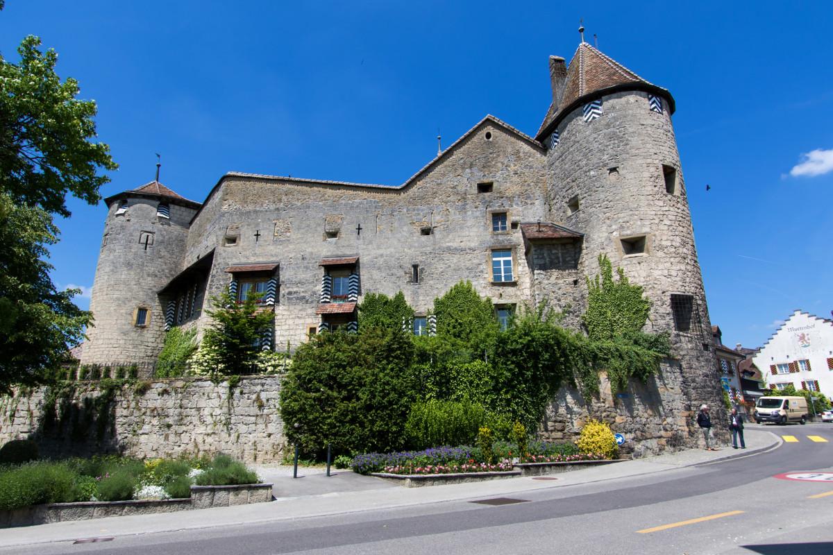 Schloss Murten, FR