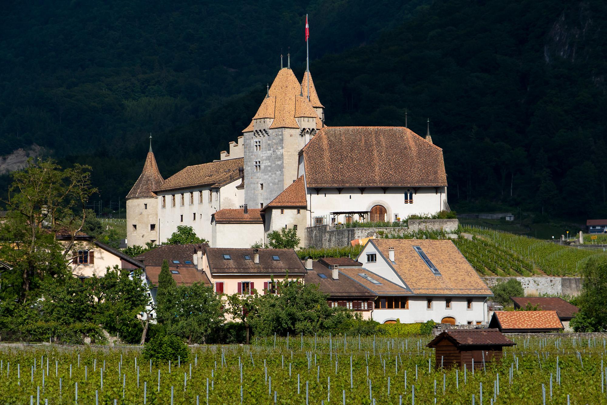 Schloss Aigle (VD)
