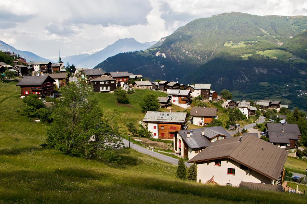 Das Dorf-zen-trum :-)