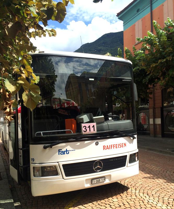 Der fremde Fart-Bus