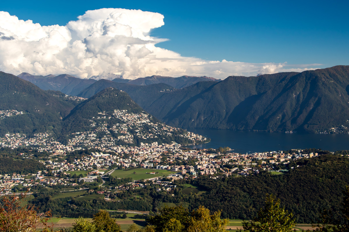 Lugano ist in Sicht!