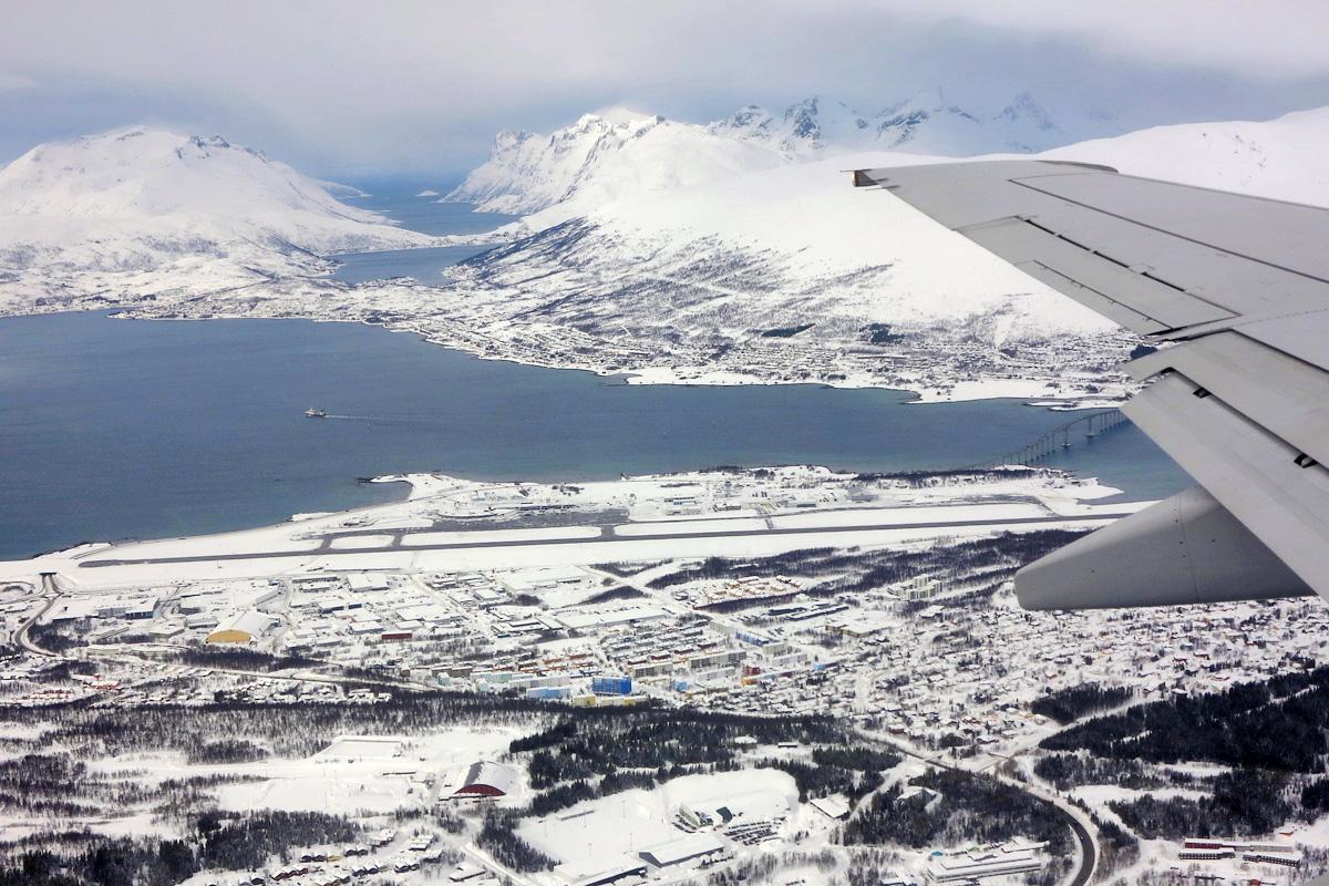 Norwegen total: Aurora-, Luftbild- und Fliegerjagd im hohen Norden